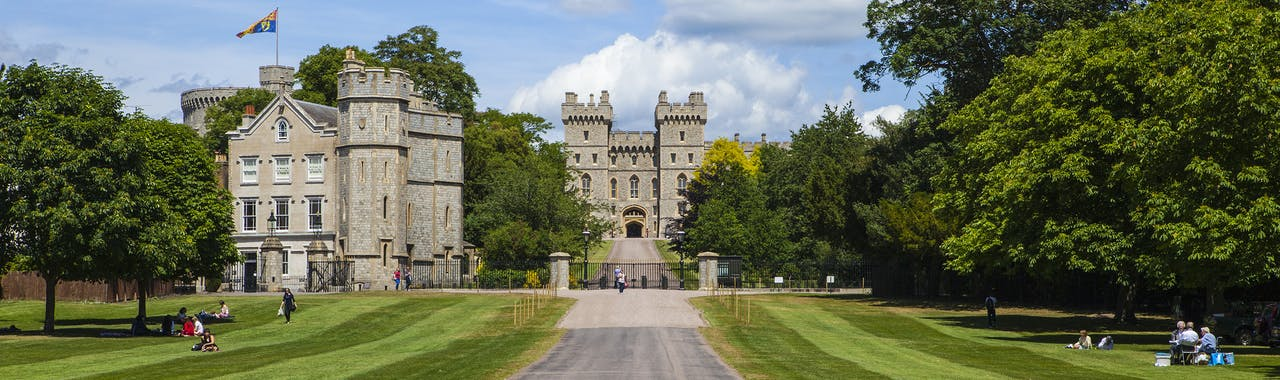 Berkshire, Windsor Castle