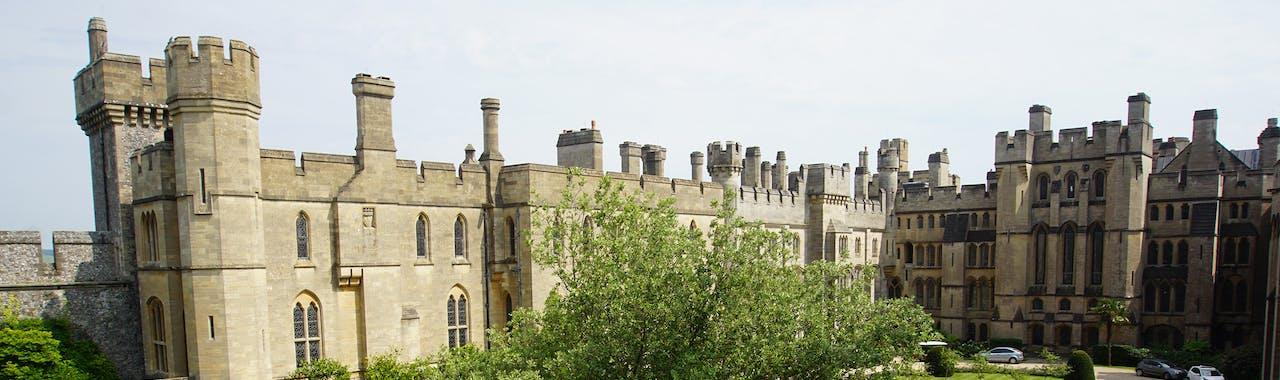 West-Sussex, Arundel Castle